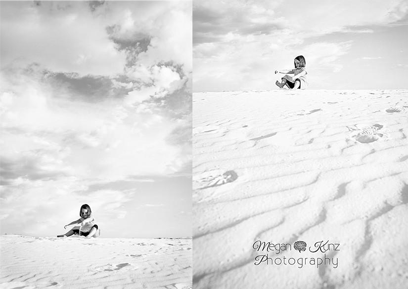 Megan Kunz Photography White Sands Duob