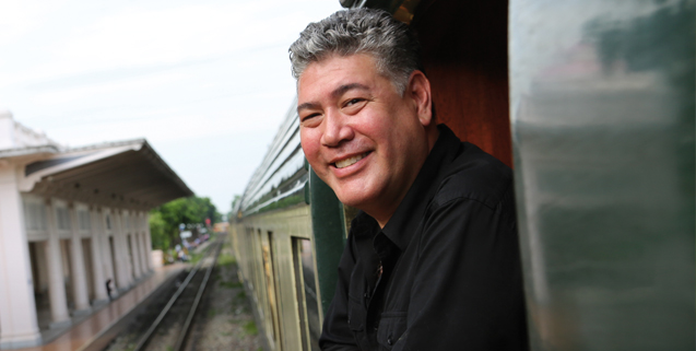 [GIVEAWAY] Why you have to watch Jonathan Phang's Gourmet Trains 2 - Alvinology