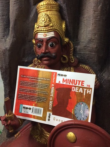 Ganga-Bharani-A-Minute-to-Death-Book-Reading-4
