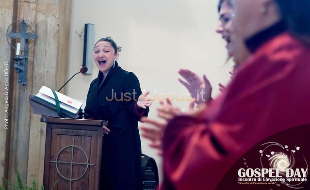 2016 XVII Gospel Day - Al Centro dell'esperienza Corale