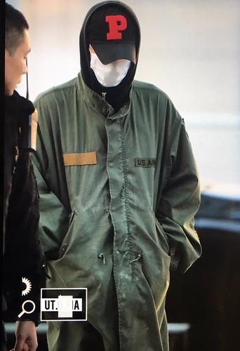 BIGBANG departure Seoul to Fukuoka 2016-12-09 (27)