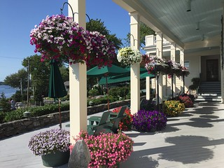 The Inn porch Early Fall 2016