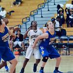 BHS JV Ladies basketball vs Lex 2-2-17 (KM)