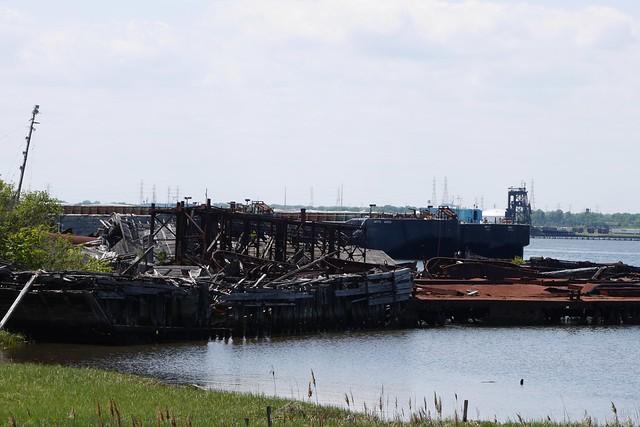 日, 2015-06-07 14:18 - Boat Graveyard