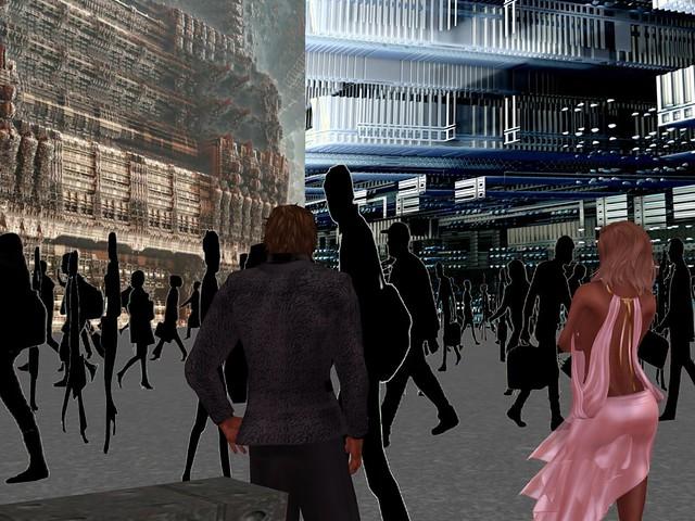 Metropolis - Crowd Control
