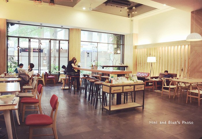 綠光咖啡台中早午餐09