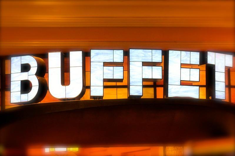 BUFFET  Las Vegas