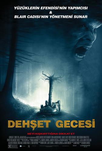 Dehşet Gecesi - Exists (2015)