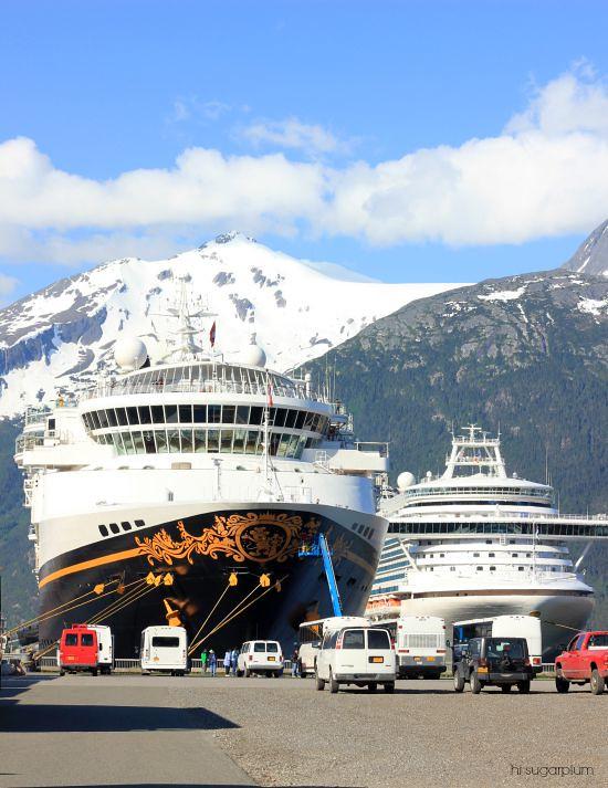 Hi Sugarplum | Trip Report: Skagway, Alaska