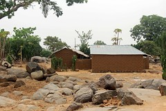Adobe Country Home In Jos Nigeria