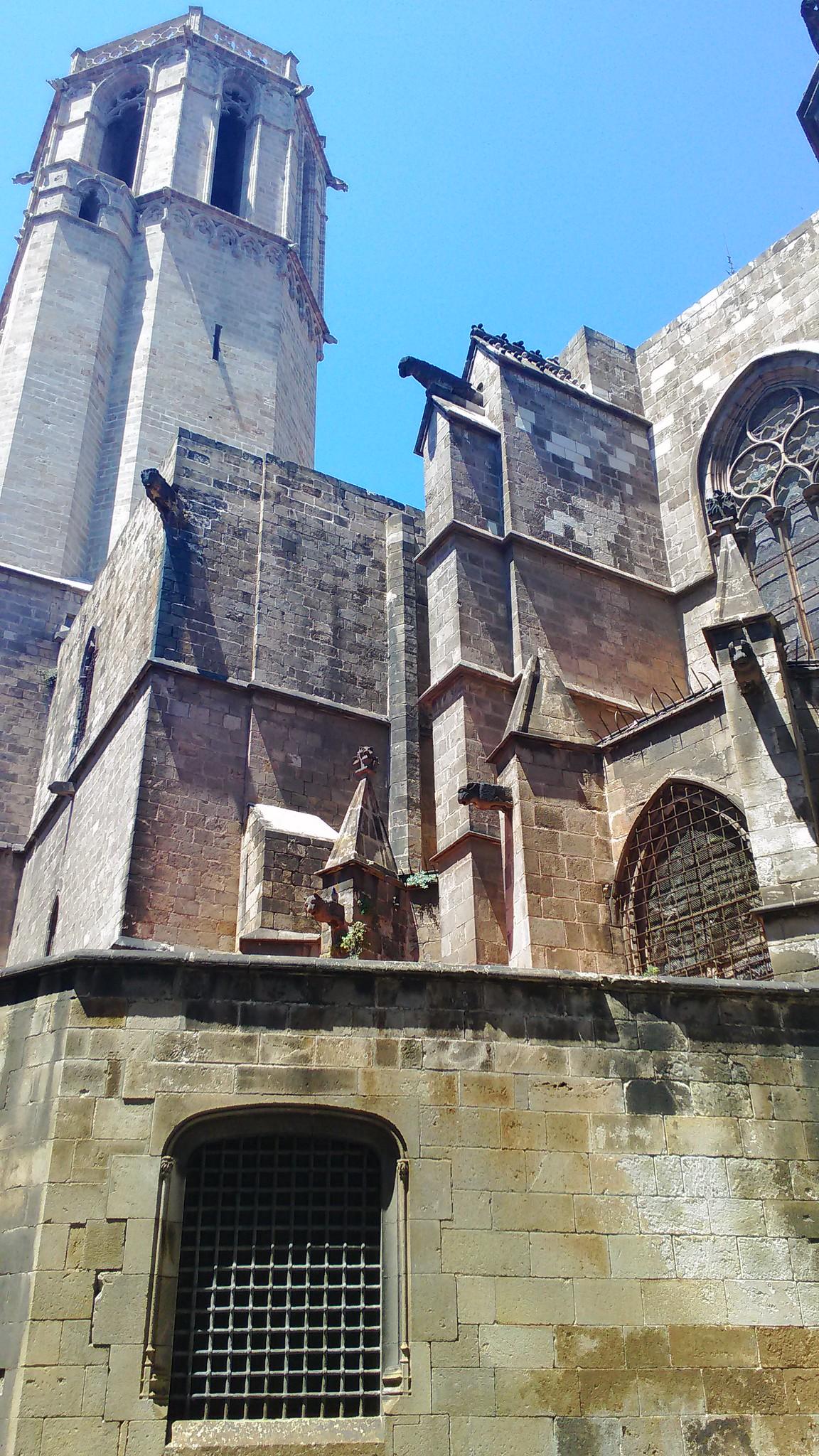 Cattedrale de La Seu - Barcelona Barrio Gotico