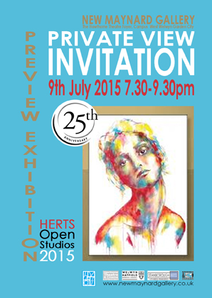 HVA Open Studios 2015 Preview Exhibition