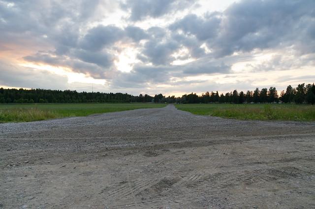 Kantola Event Park | Visamäen parkkialue
