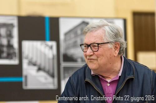incontro centenario architetto pinto