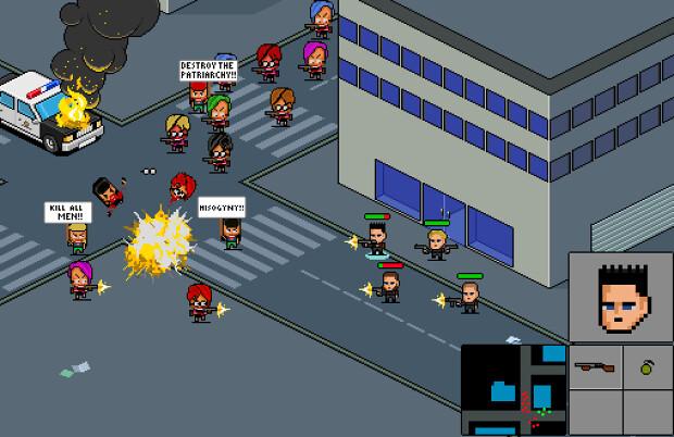 SJW Riot