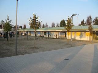 Inaugurazione Edificio Scolastico Temporaneo E.S.T. a Camposanto (MO)