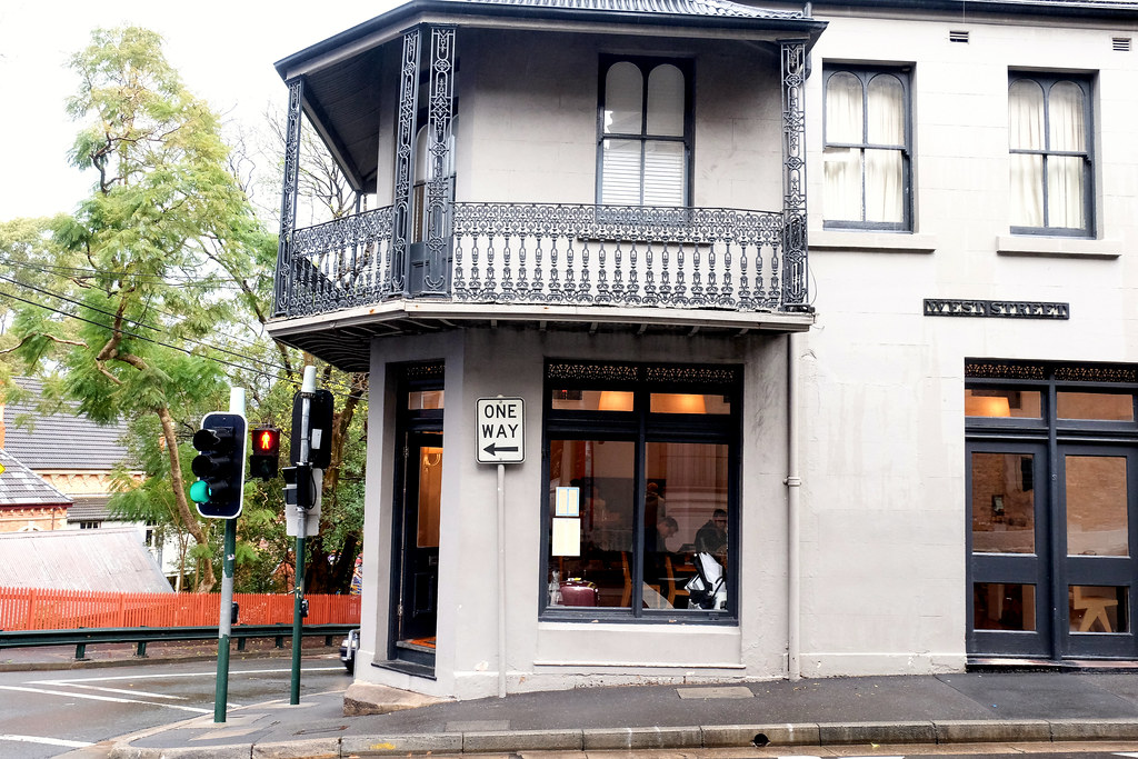 Darlinghurst Cafes: Bill's