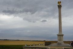 Napoleon Column, in a paddock - Photo of Montolivet