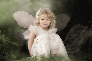 Sweet little fairy