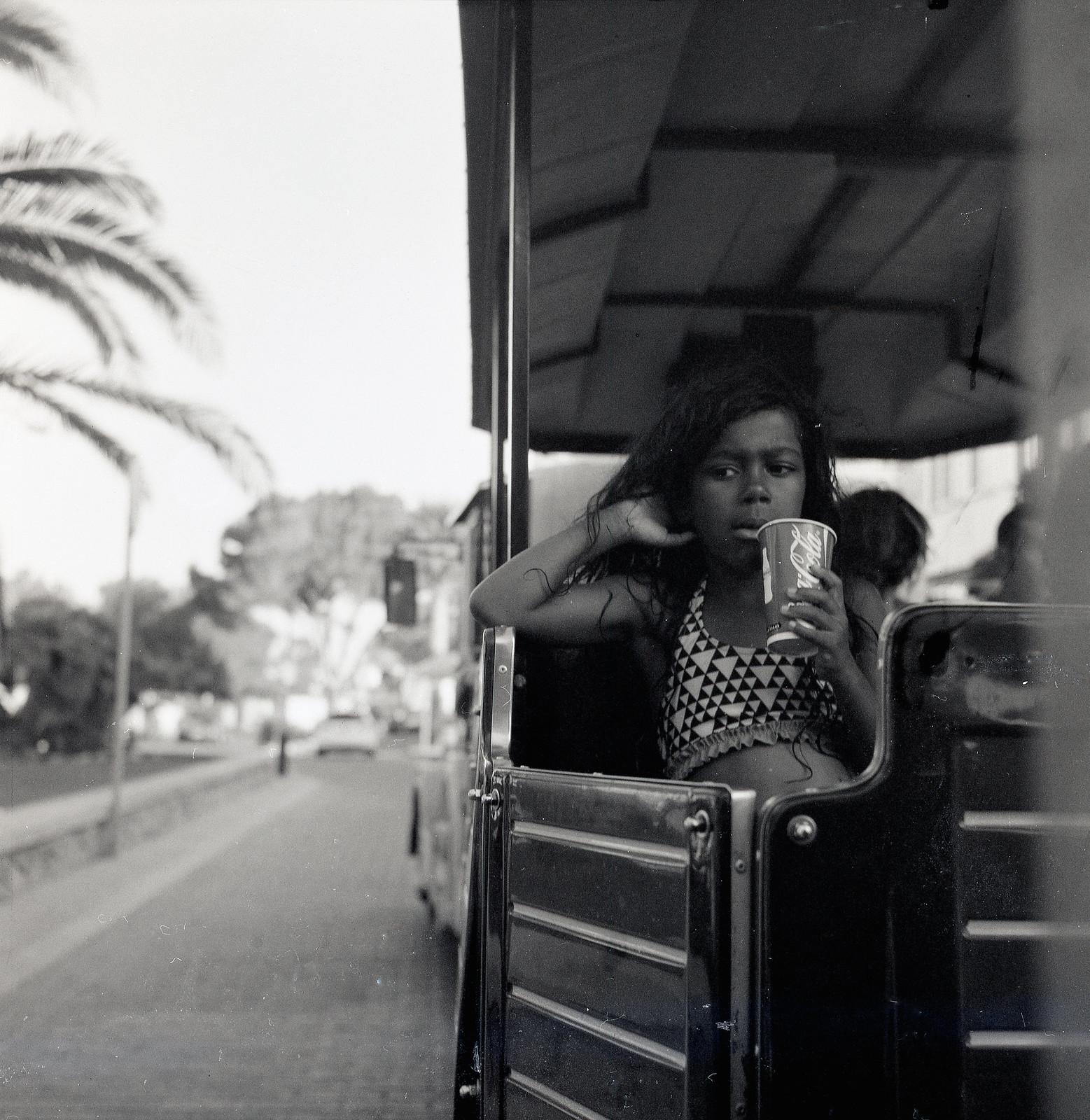 Girl from Mallorca