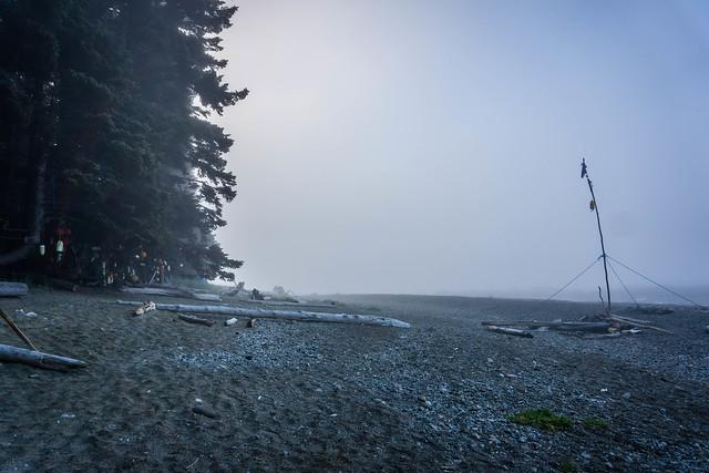Foggy Morning at Darling River