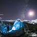Himalaya de noche