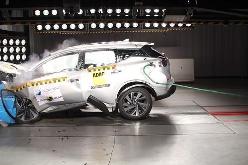 Nissan Murano LatinNCAP