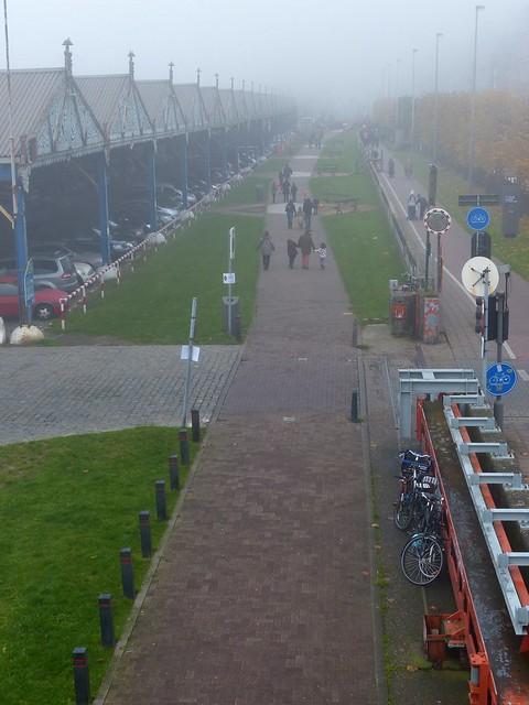 Antwerpen in de mist (01)