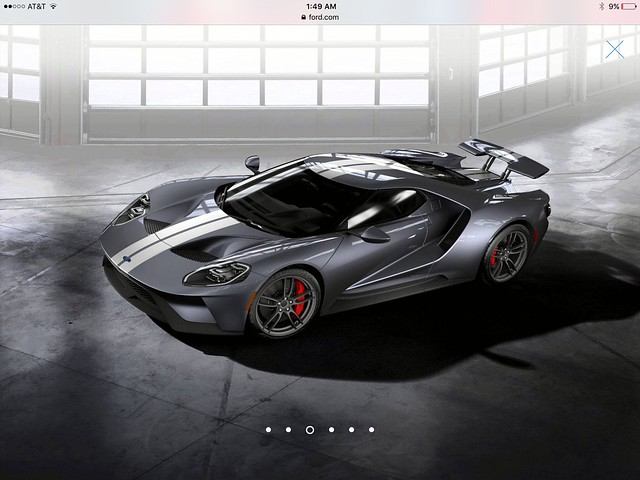 I Went Over To Fords Website And Used Their Ford Gt Configurator Heres One Possibility I Came Up With Https Www Ford Com Performance Gt