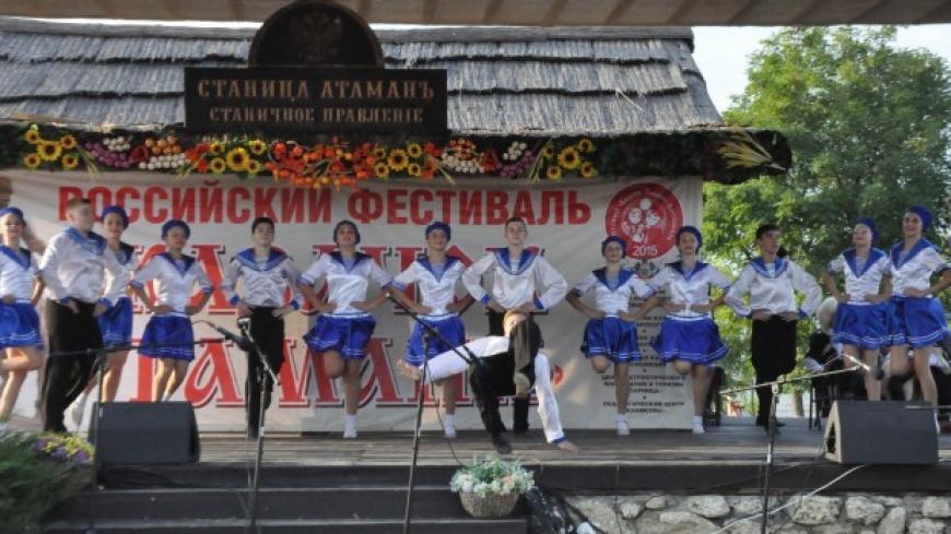 Патриотический фестиваль «Казачок Тамани» пройдёт на Кубани летом
