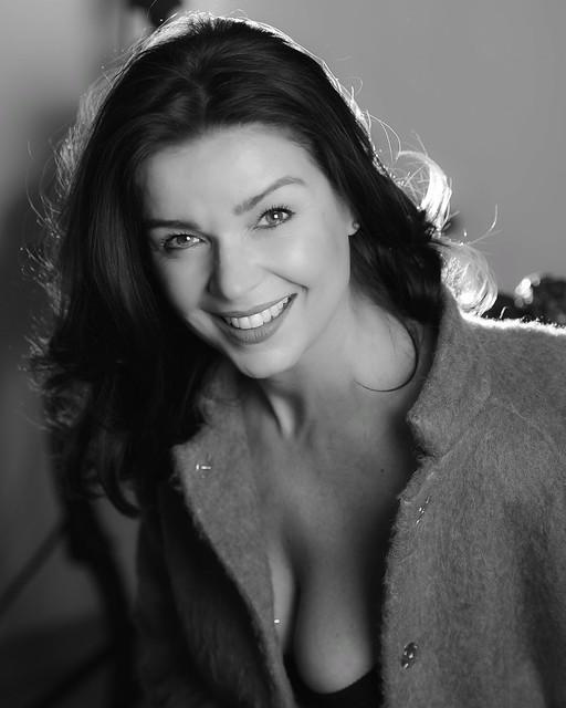 My wife Beata :-)