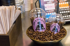 Coffee Beans at Joe & the Juice in Stockholm