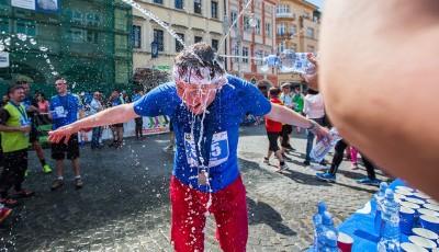Voda - základ běžcova života