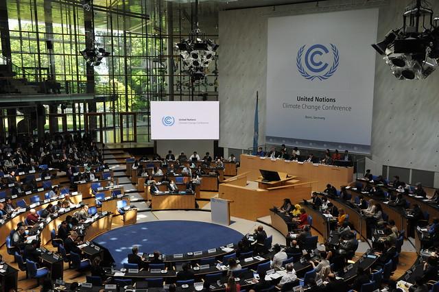 Bonn Climate Change Conference, June 4 2015