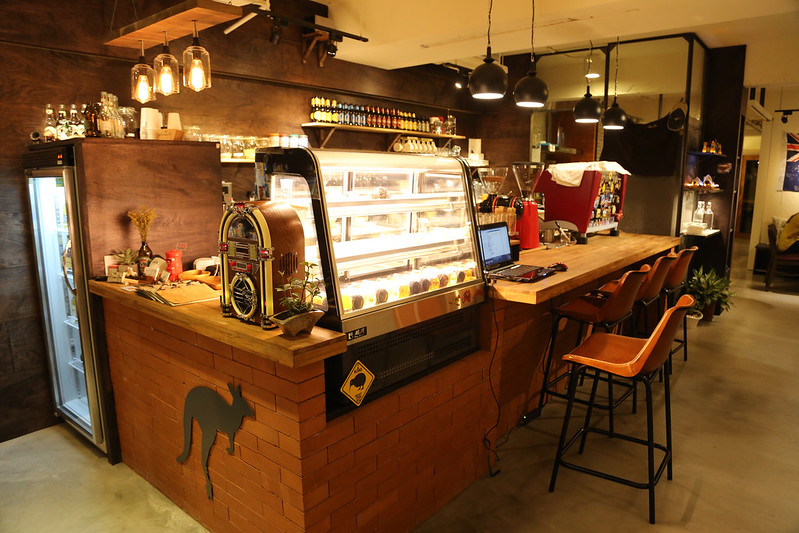 Aussie,Cafe,咖啡館︱喝咖啡,澳氏咖啡 @陳小可的吃喝玩樂