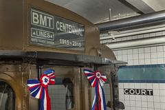 Brooklyn-Manhattan Transit (BMT) Corp.'s Centennial Celebration