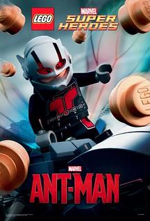 LEGO Ant-Man Poster