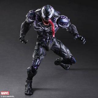 【官圖、販售資訊更新】Play Arts 改【猛毒】Venom 變體版 Marvel Universe