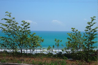 Jama beach