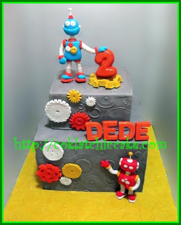 Cake Robot