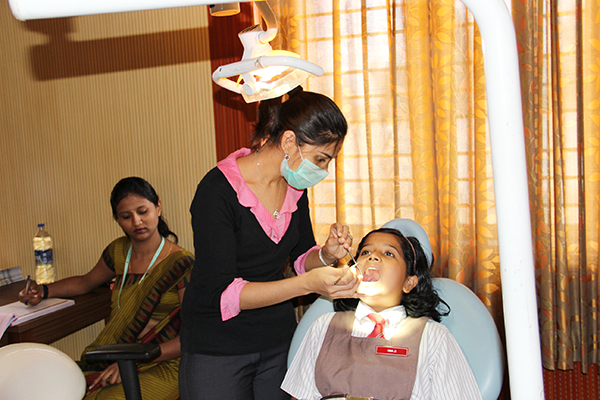 Dental Checkup 2013-14