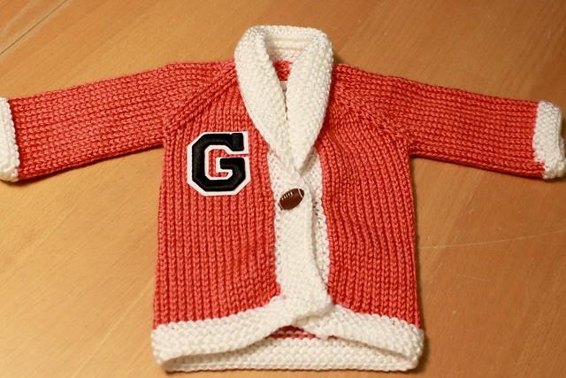 Baby Girl Greeff cardigan