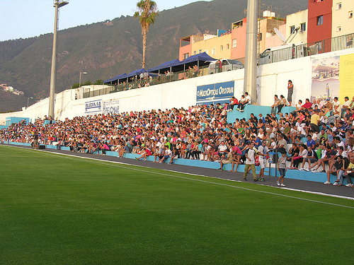 La Orotava football ground