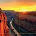 Nikon D810 Photos Grand Canyon Toroweap Sunrise!: The Amazing Golden Ratio and Fibonacci Spiral in Art and Photography!