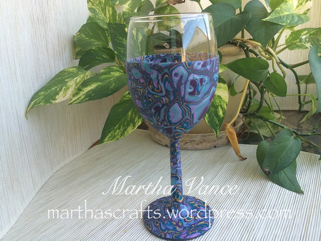 O1019 wine glass