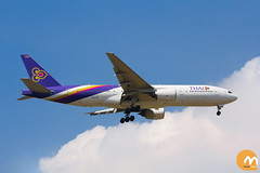 THAI AIRWAYS INTERNATIONAL HS-TJF BOEING 777-200 (cn 27731)