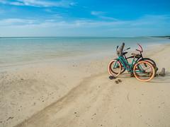 beach Holbox island Mexico Strand
