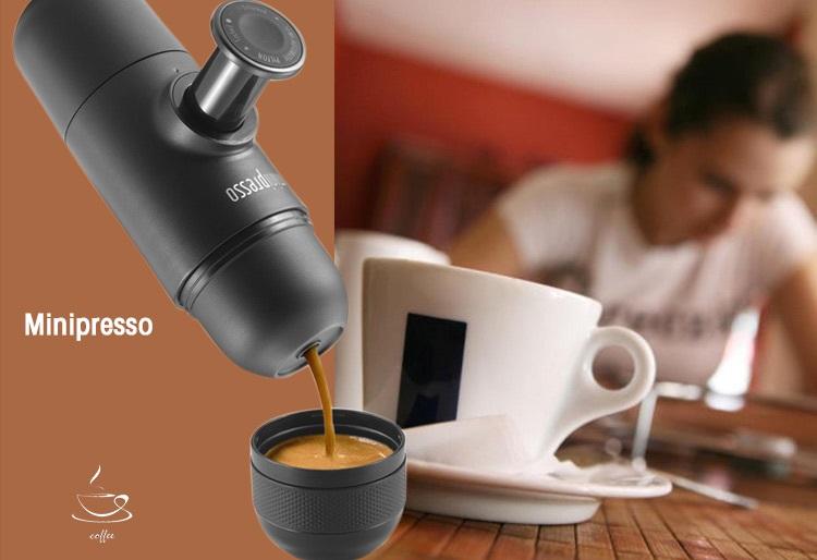 travel espresso machine
