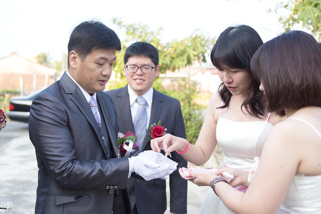 台南婚攝-炳男&慧玲-迎娶儀式 (32)