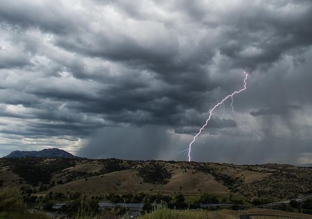 Az Monsoon Lightning
